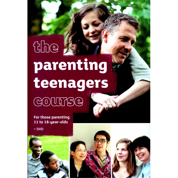 The Parenting Teenagers Course 11-18 - DVD