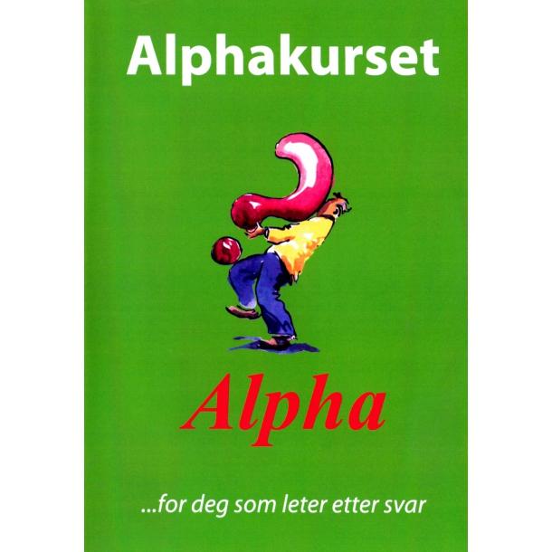 Alpha på DVD - norsk