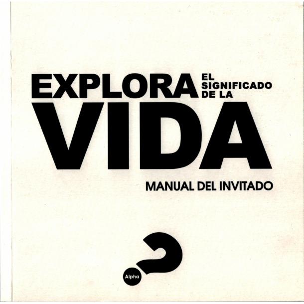 Alpha kurshefte - spansk