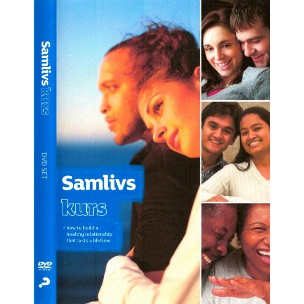 Samlivskurset - DVD